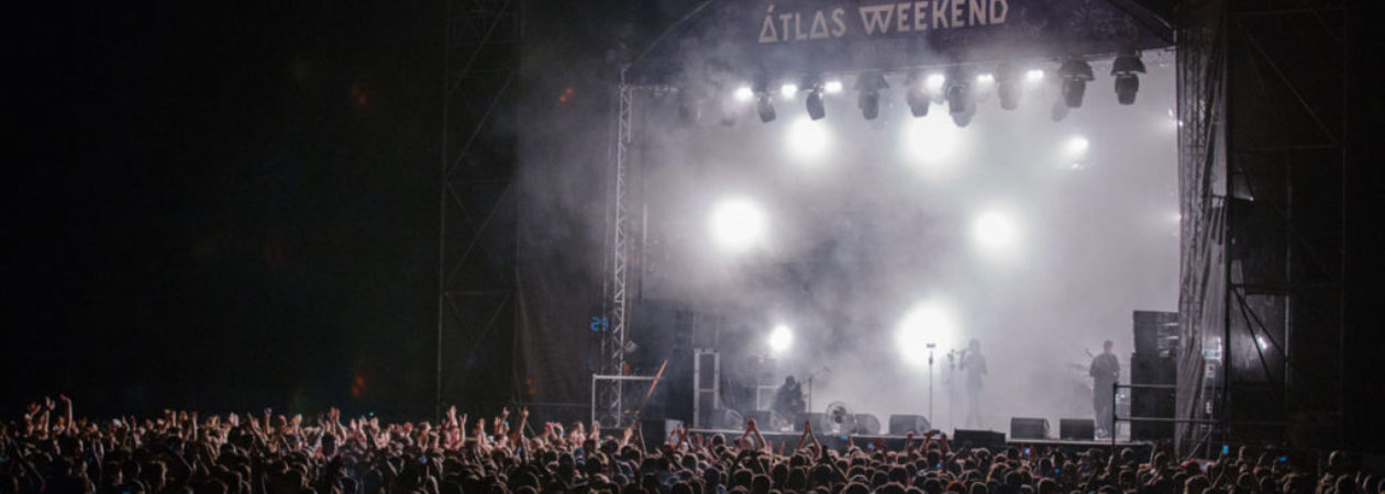 Atlas-Weekend-Einstieg
