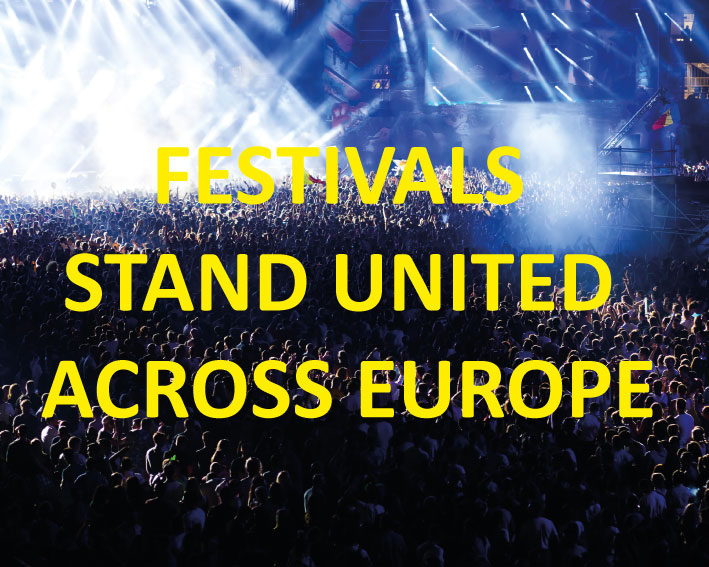 Festivals Stand United Across Europe